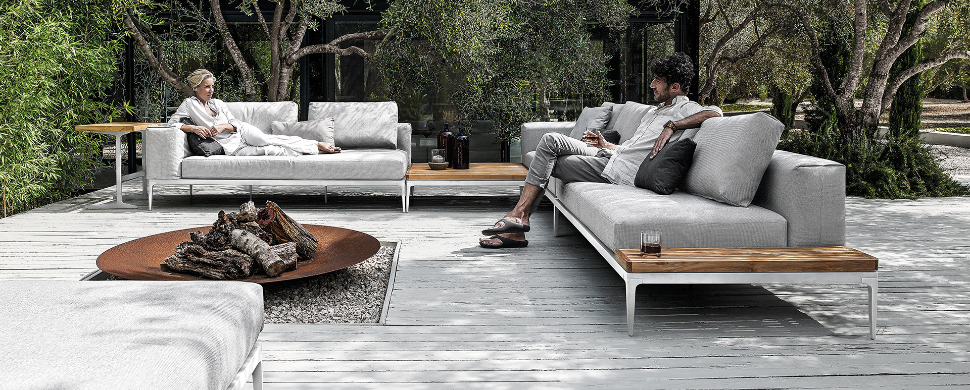 GRID collection by Gloster